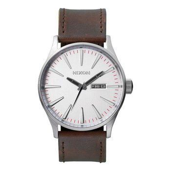 Sentry Leather 42mm