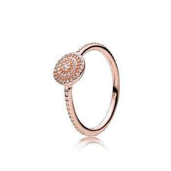 Radiant Elegance Ring, size 6.0