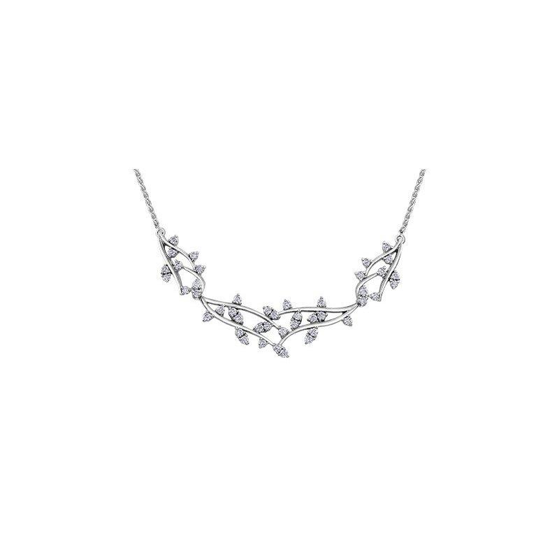 Diamond Envy 10KW Diamond Necklace 1.00ctw