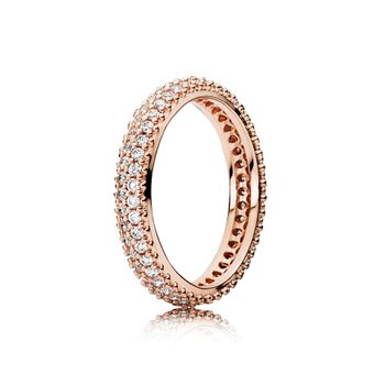 Inspiration Within Ring, size 8.5 - FINAL SALE