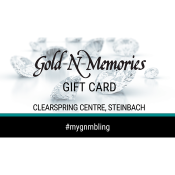 GNM Gift Card