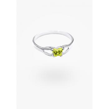 August Birthstone Ring Sz 2