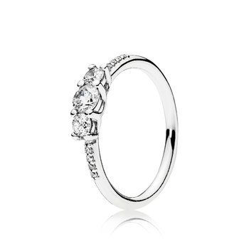 Fairytale Sparkle Ring, size 7.5