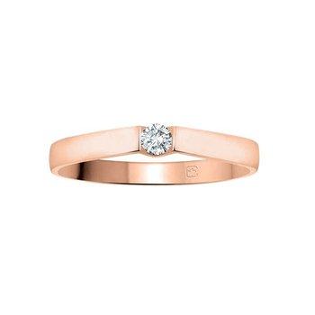 10K Diamond Promise Ring, 0.04 TDW