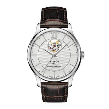 Tradition Powermatic 80 Open Heart Watch T063.907.16.038.00