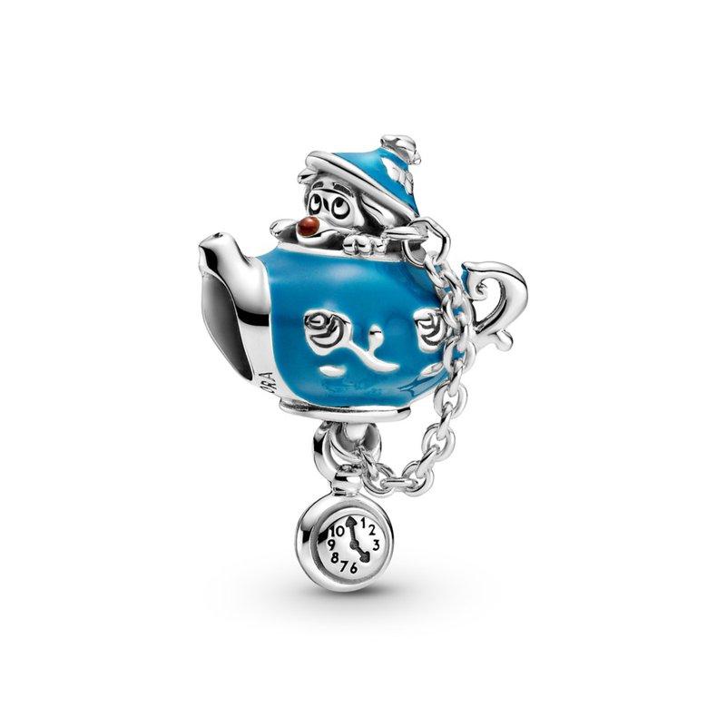 Pandora Disney, Alice in Wonderland, Unbirthday Party Teapot Charm