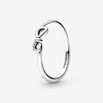 Infinity Knot Ring, size 7.5