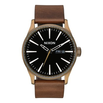 Sentry Leather, 42mm