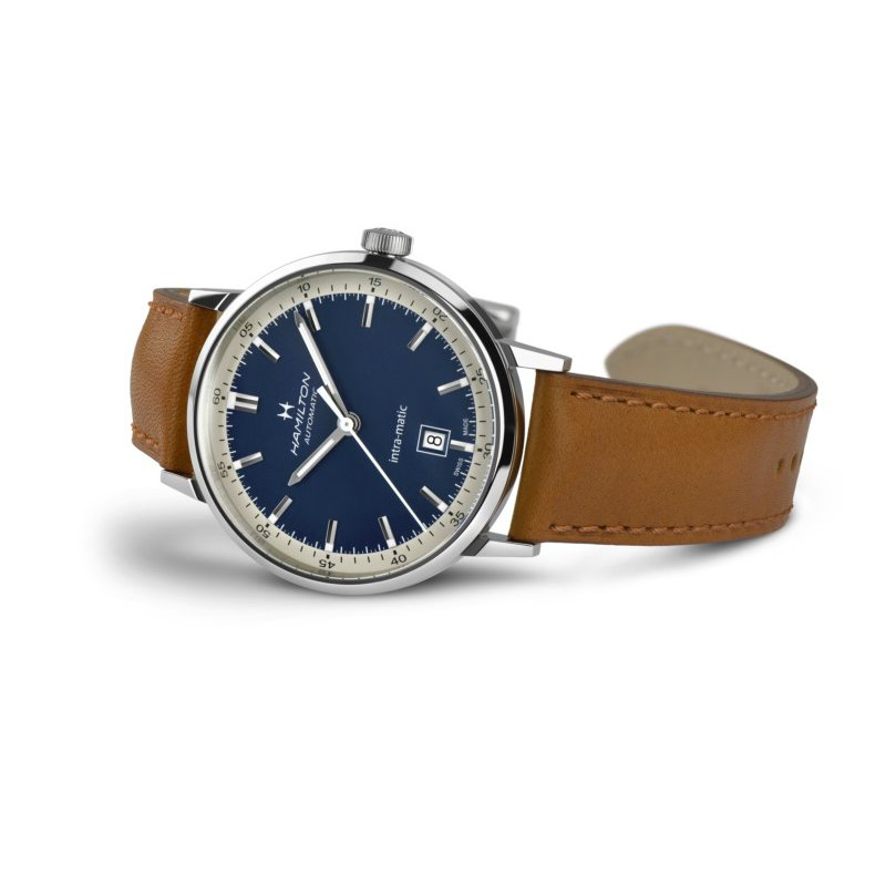 Hamilton Watches Intra-Matic Auto