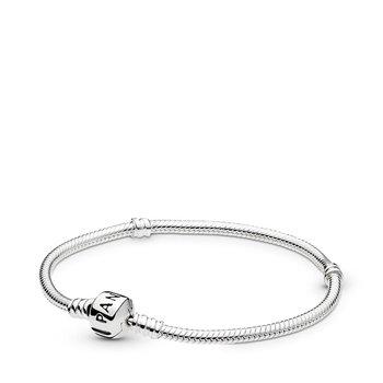"""Moments Snake Chain Bracelet, 6.7"""""""
