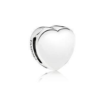 Reflexions, Simple Heart Clip Charm