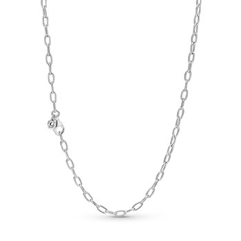 Link Chain Necklace, 19.7 inch