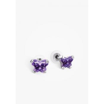 February Birthstone Earrings