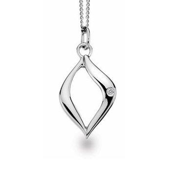 """""""Purse"""" Diamond Pendant"""