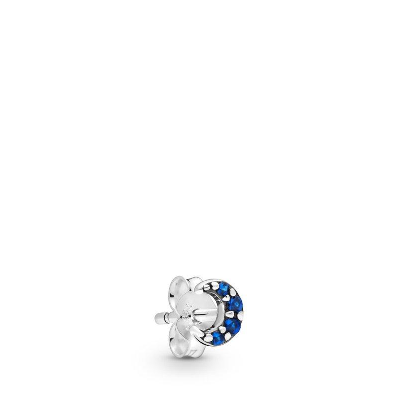 Pandora My Moon Single Stud Earring