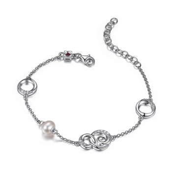 925 Sterling Silver ELLE Majestic Bracelet