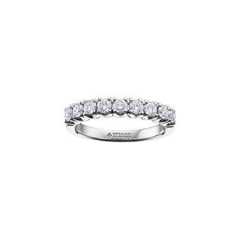 18K Diamond Anniversary Ring 0.50tcw VS1