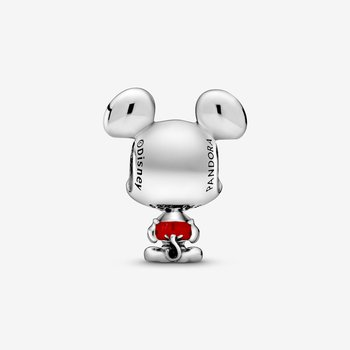 Disney, Mickey Mouse Red Trousers Charm