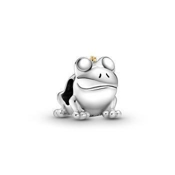 Two-tone Frog Prince Charm