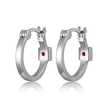 ELLE Sterling Silver Earrings