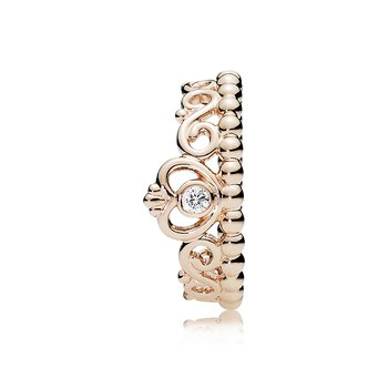 My Princess Tiara Ring, size 7.5