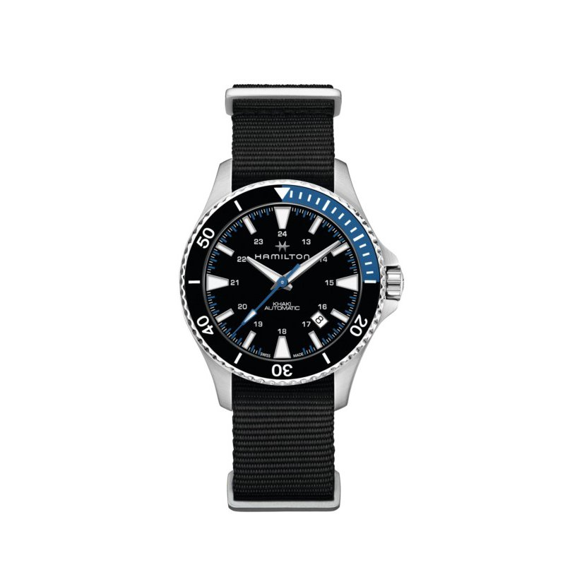 Hamilton Watches Khaki Navy Auto