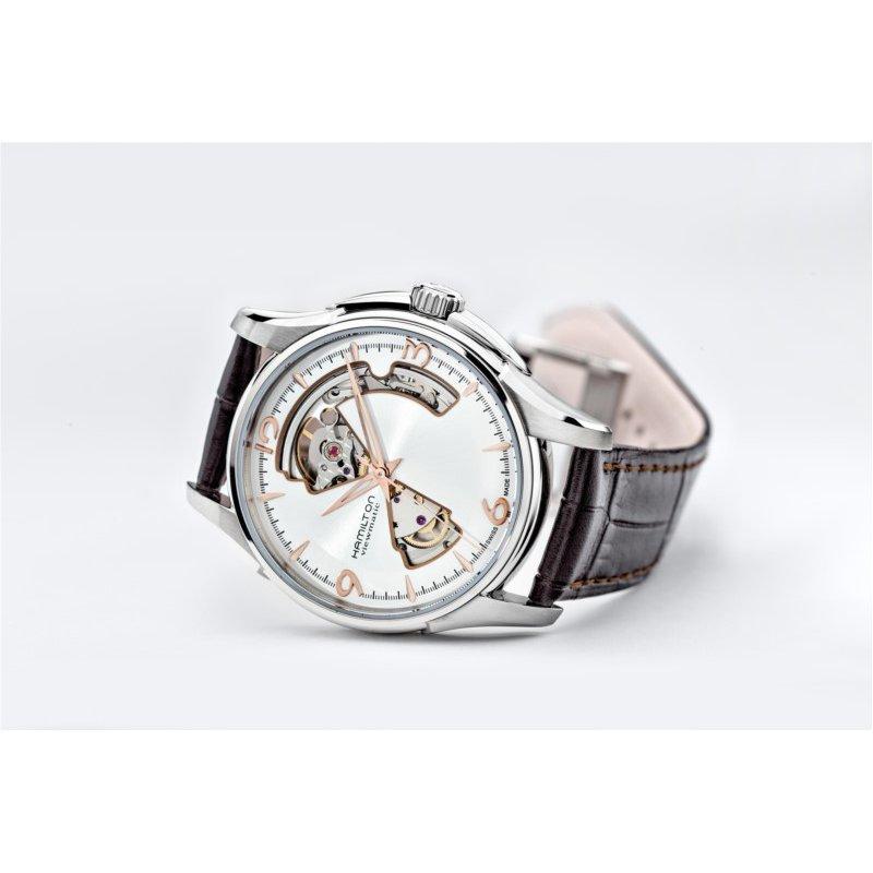 Hamilton Watches Jazzmaster Open Heart Automatic 40mm