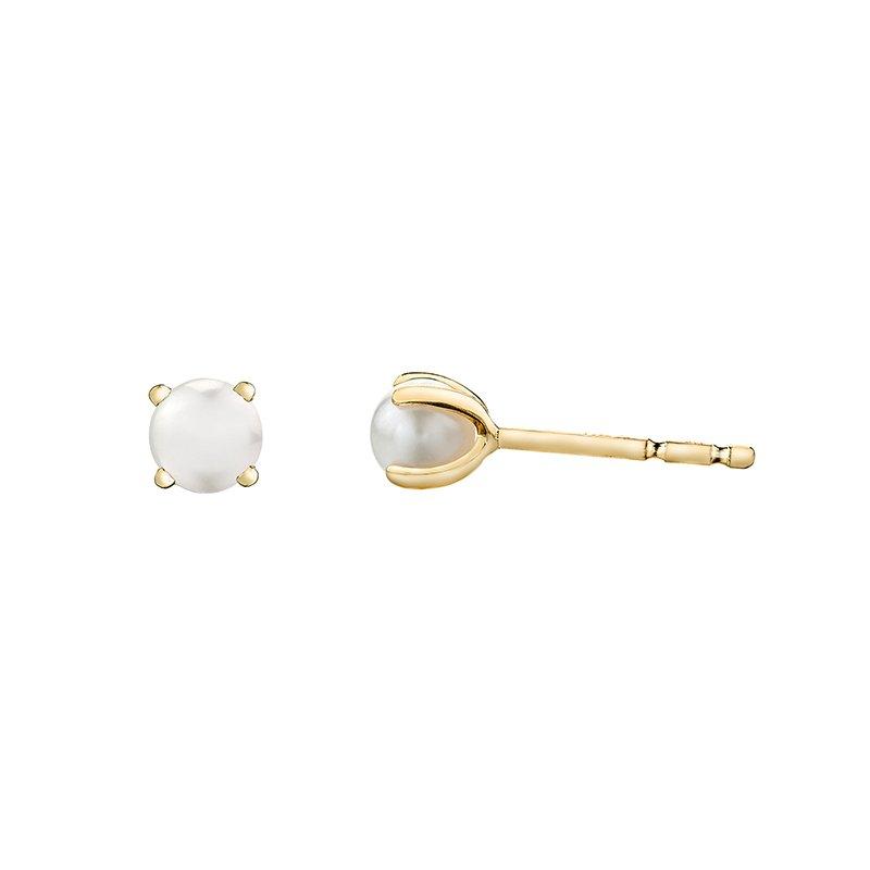Forever Jewellery 10K Pearl Earrings, 4 MM