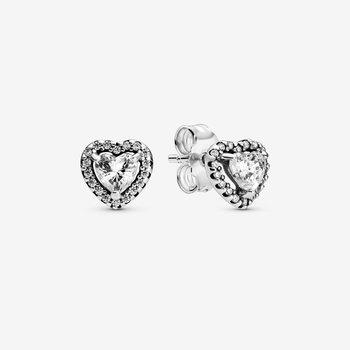 Elevated Hearts Earrings