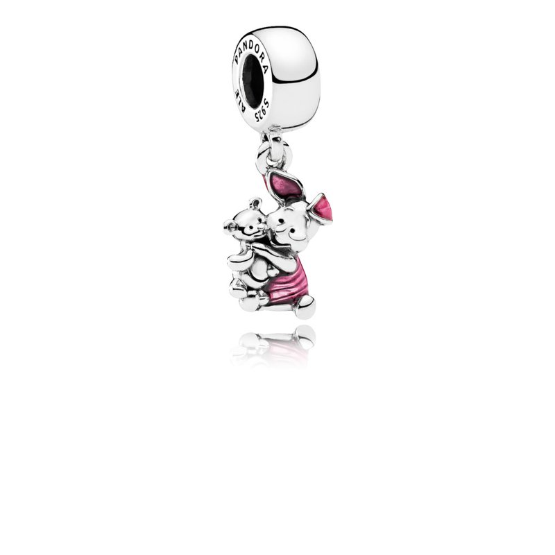 Pandora Disney, Piglet Dangle Charm