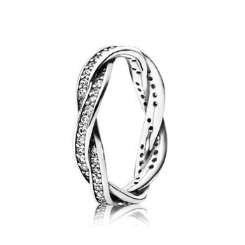 Twist of Fate Ring, size 8.5