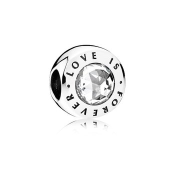 Love is Forever Charm - FINAL SALE