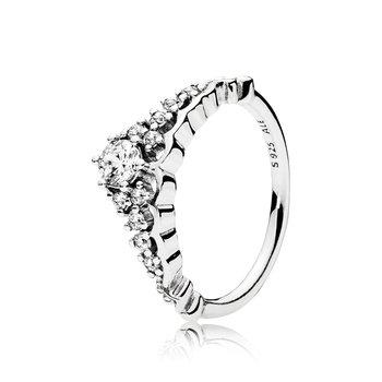 Fairytale Wedding Ring, size 4.5