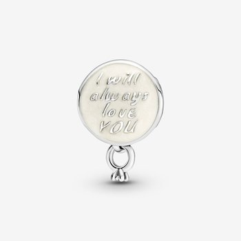 Disney, Mickey Mouse & Minnie Mouse Eternal Love Moments Charm