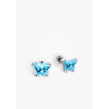 March Birthstone Earrings
