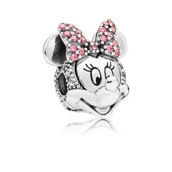 Disney, Shimmering Minnie Portrait Clip