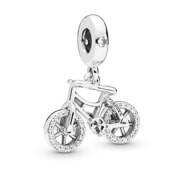 Bicycle Dangle Charm