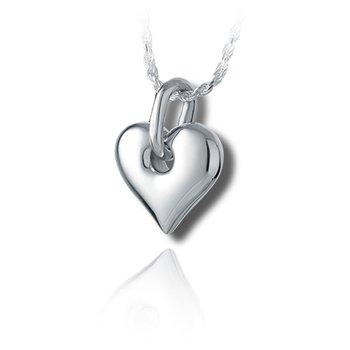 Holy Heart Urn Pendant