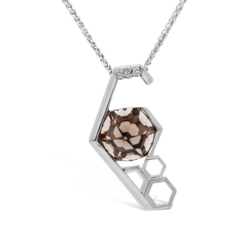 GNM Sterling Collection One-of-a-kind Pendant