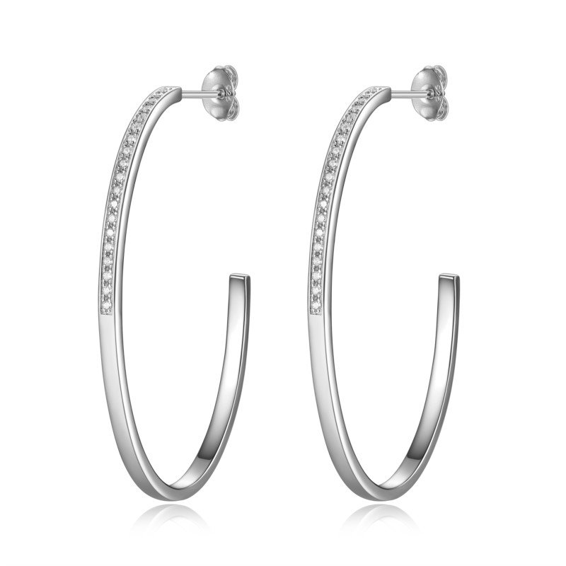 Reign Reign Sterling Silver Earrings