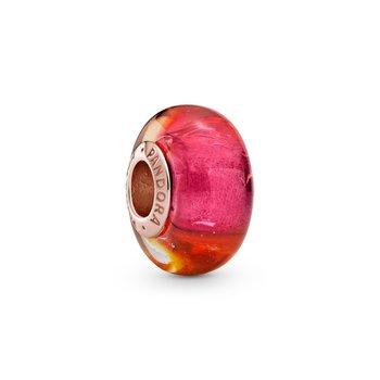 Glittering Sunset Murano Glass Charm - Limited Quantity