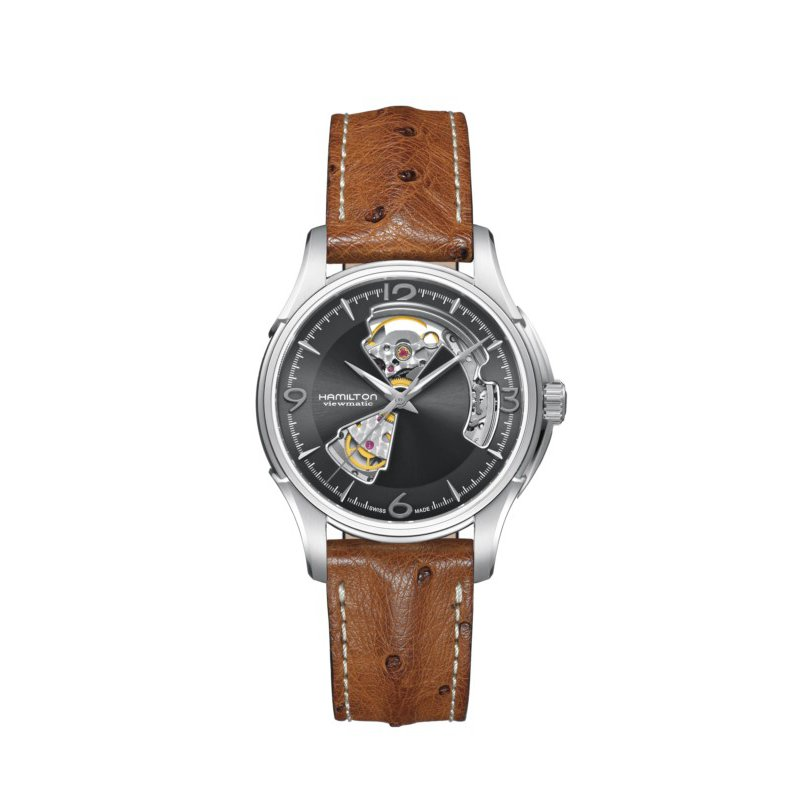 Hamilton Watches Jazzmaster Open Heart Auto 40mm