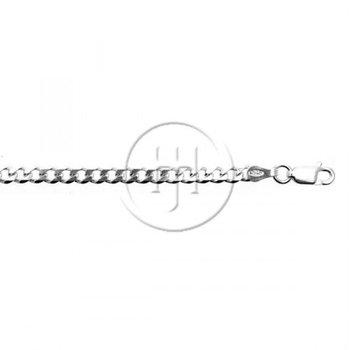 """925 Silver Curb Link Chain, 26"""""""