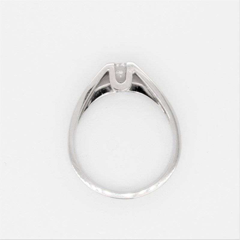 GNM Jewellery Collection 14K Diamond Engagement Ring, 0.50 TCW