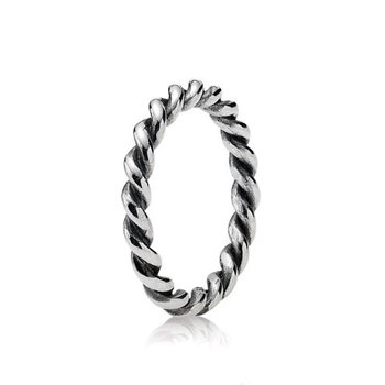 Intwined Ring, size 9.0 - FINAL SALE