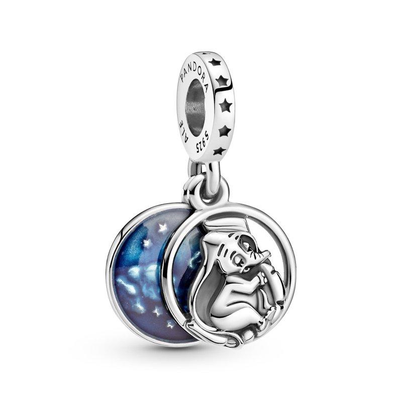 Pandora Disney, Dumbo Sweet Dreams Dangle Moments Charm