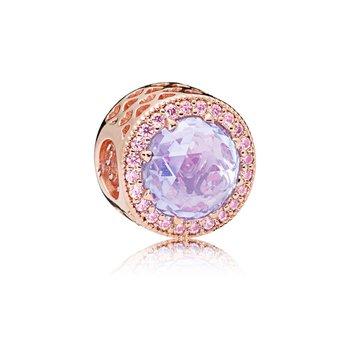 Sparkling Lavender Charm