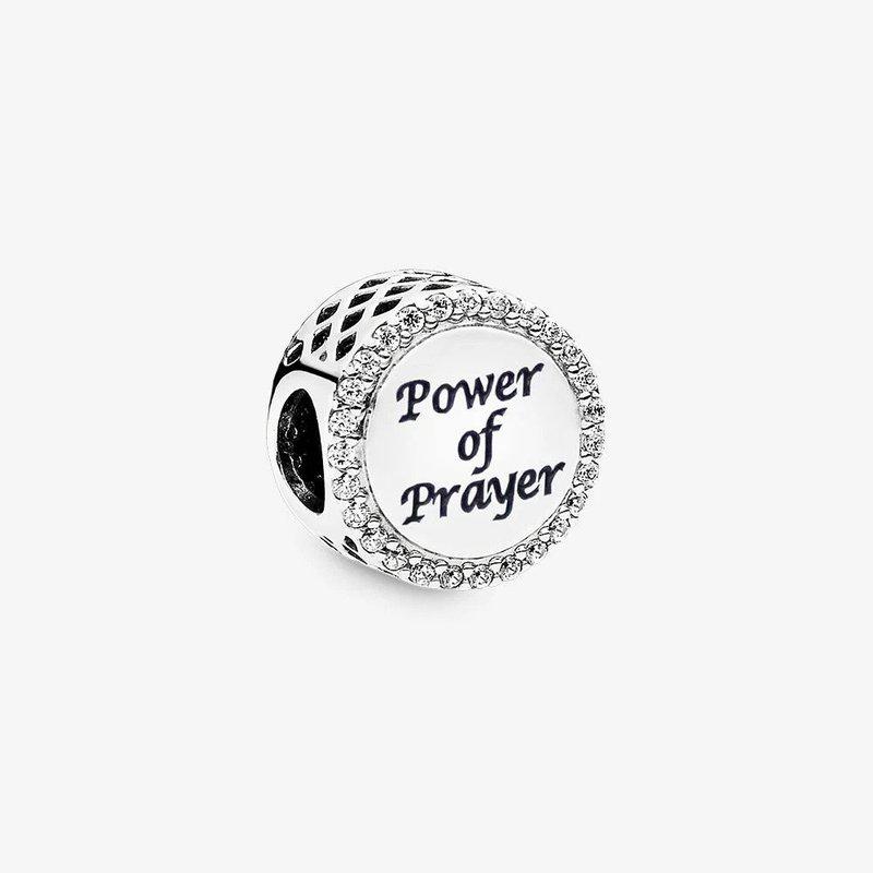 Pandora Power of Prayer Charm