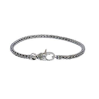 """Dragon Weave"" Bracelet, 7.5"""