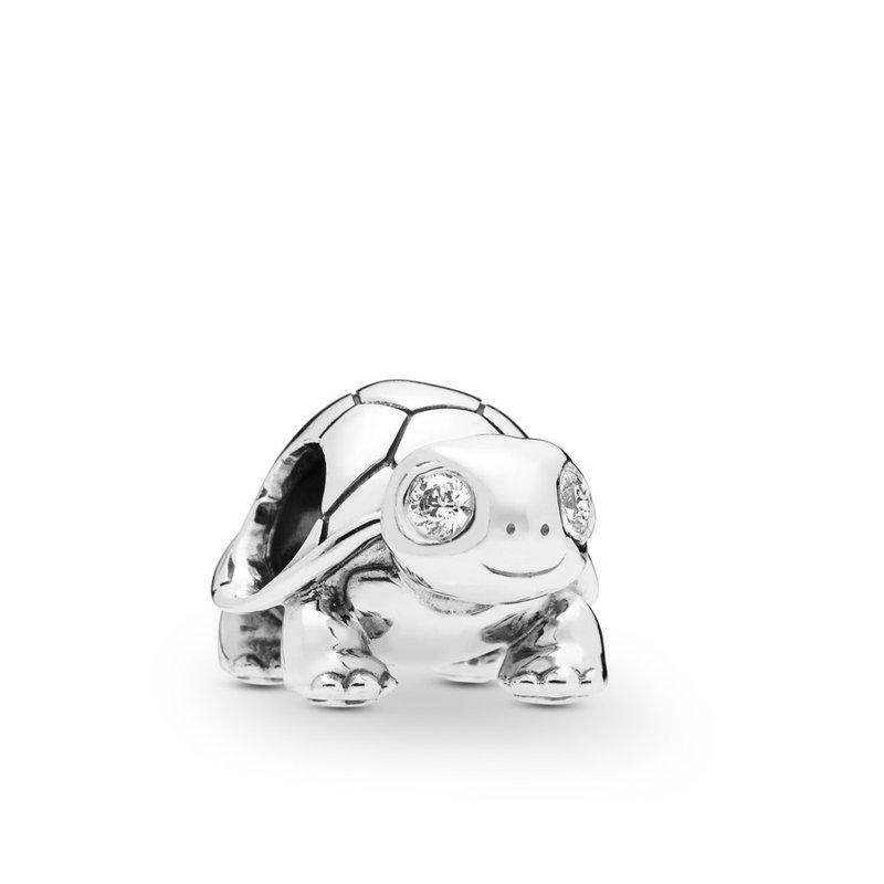 Pandora Twinkling Turtle Charm